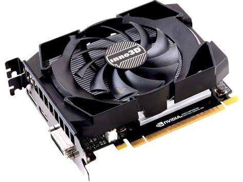 Vga Inno3d Geforce Gtx 1050 Ti 4 Gb X2 Gddr5 inno3d geforce gtx 1050 ti 4gb compact videocardz net