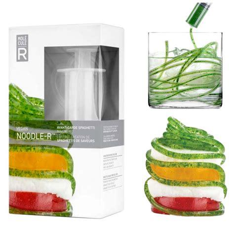 histoire de la cuisine mol馗ulaire kit coffret de cuisine mol 233 culaire spaghettis de saveurs