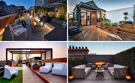 roof top deck these 10 rooftop decks are always ready for outdoor