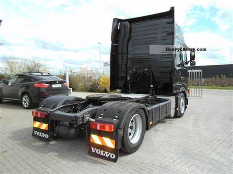 semi truck bed volvo fh 440 low bed 2006 volume trailer photo and specs