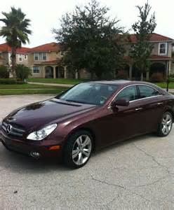550 For Sale 2009 Mercedes Cls 550 For Sale In Windermere Florida