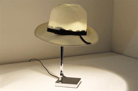 designboom lighting philippe starck chapeau light for flos