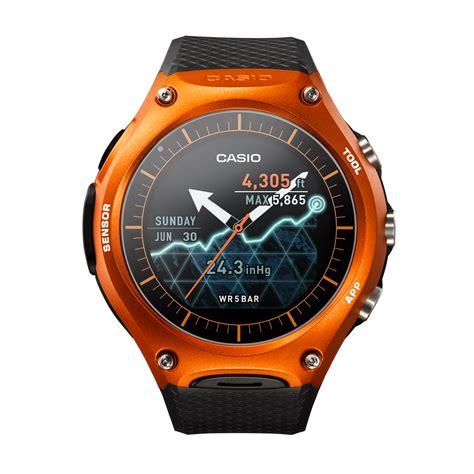 Casio Casio casio uhr smart outdoor wsd f10rgbae juwelier kraemer