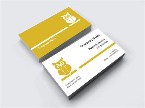 Business Cards That Stand Out