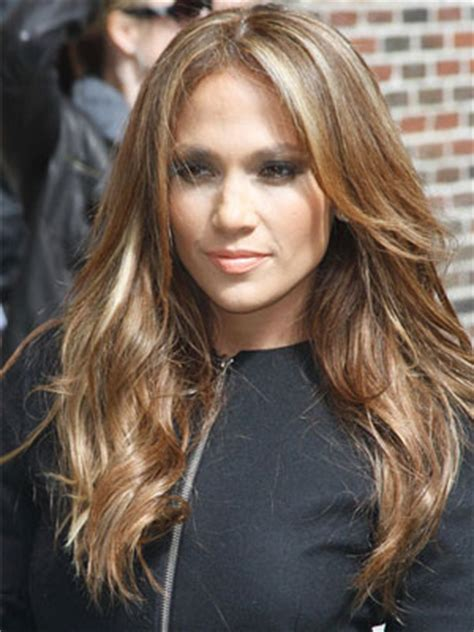 9 ideal trendy long and layered haircuts jennifer lopez