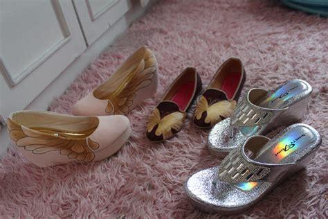 Sepatu Casual Handmade Loafers Wanita Lucu Imut Simpel Kickers Zapato sepatu wedges flats lukis pesanan pada tanggal 18 mei 2014