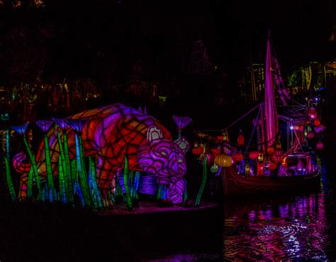 disney rivers of light rivers of light initial thoughts and pictures easywdw