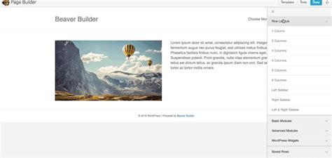 themes compatible with beaver builder 6 drag and drop wordpress theme builders free premium