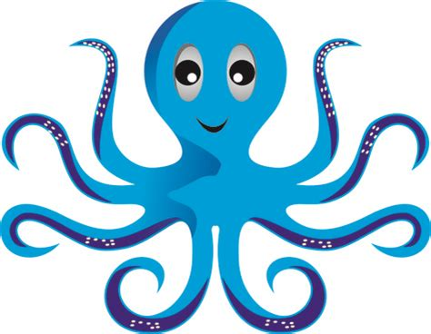 Home Design Mac octopus vector