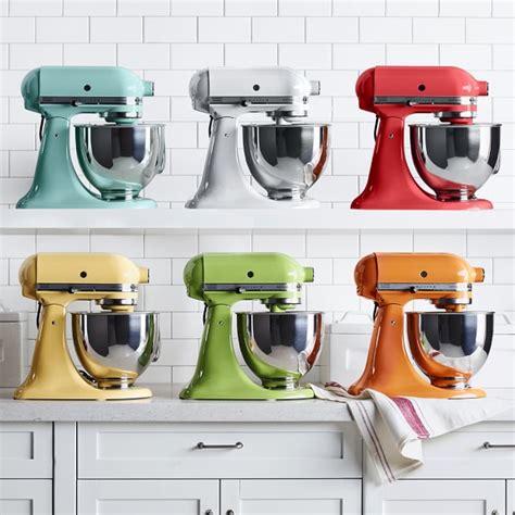 KitchenAid® Artisan Stand Mixer   Williams Sonoma