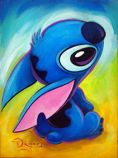stitches painting 17 best ideas about disney stitch on
