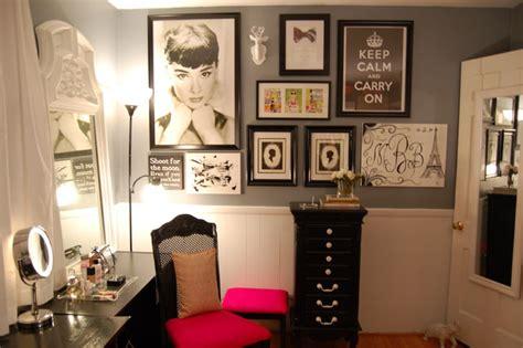 Marilyn Monroe Bedroom Set closet dressing room eclectic closet philadelphia