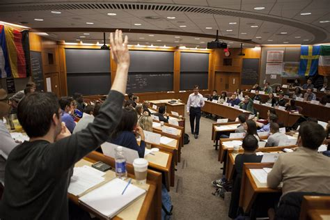Mba Classroom by Harvard Business School Mba Profile The Graduate Guide