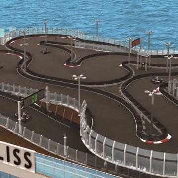 norwegian bliss     level race track