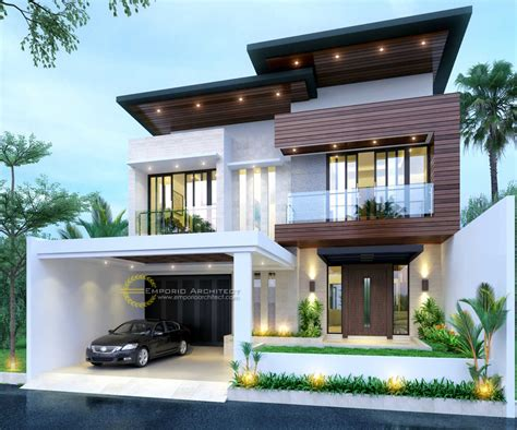 desain rumah jaman