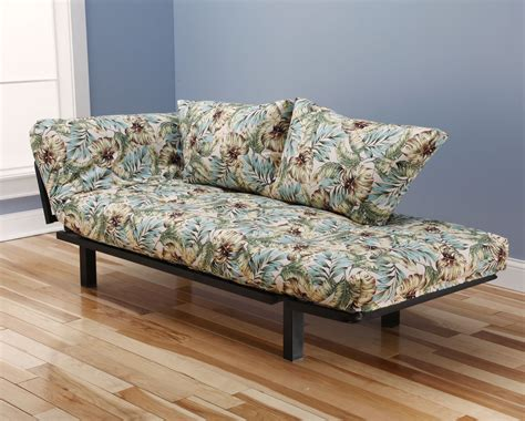 futon daybed spacely futon daybed lounger with mattress panama by