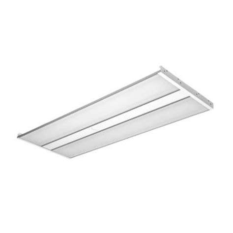 Led Bay Light Fixtures Axis Led Lighting 4 Ft White Led 323 Watt Linear High Bay Fixture With Light 5000k