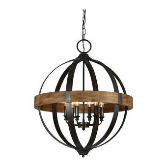 forty designs bristol 6 light chandelier 7 best lighting that makes the look images on