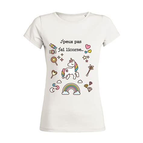 l emoji licorne bient 244 t sur nos smartphones t shirt femme j peux pas j ai licorne shakeyourbrain