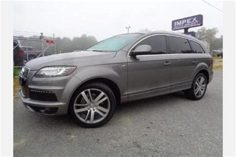 audi q7 2010 for sale used 2010 audi q7 for sale pricing features edmunds