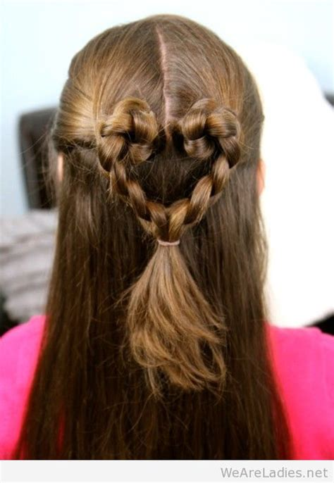 valentines hairstyles simple s day hairstyles