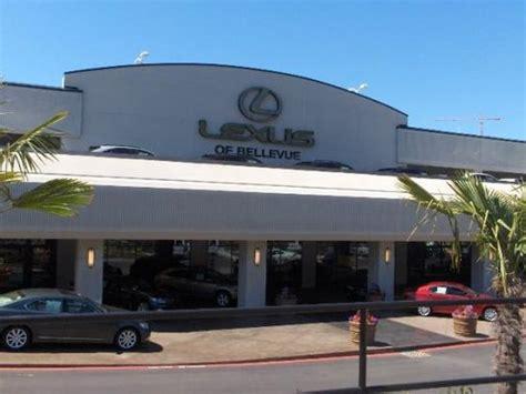 lexus of bellevue bellevue wa 98004 car dealership and