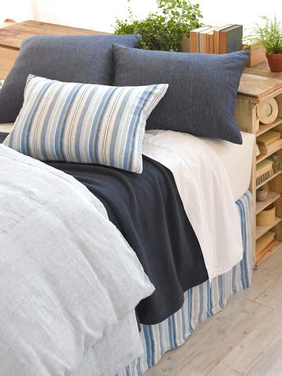 navy matelasse coverlet pine cone hill interlaken coverlet in ink cottage bungalow
