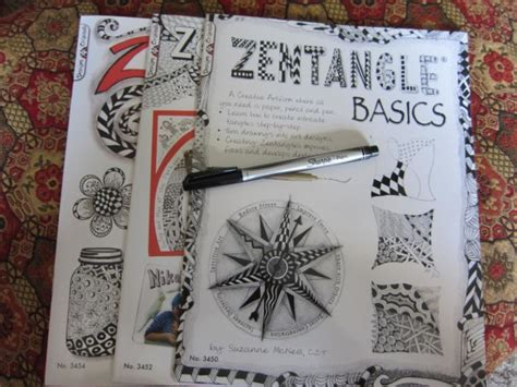 pattern play zentangle book zentangle pumpkin chica and jo