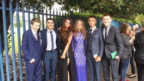 david crosby port chester more prom pics from merseyside pupils liverpool echo