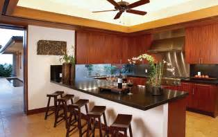 Kitchen Luxury Design by Luxury Dream Home Design At Hualalai By Ownby Design