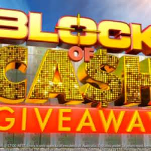 Today Show Competitions Cash Giveaway - tv competitions win australian competitions