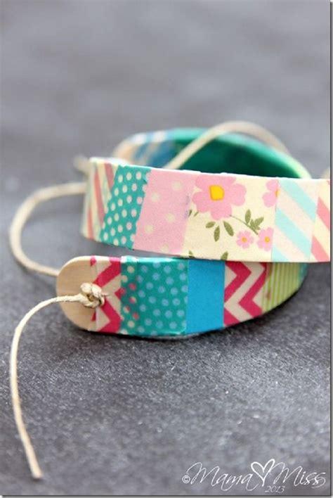 washi tape diy cute diy washi tape crafts