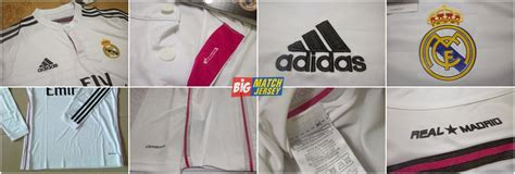 Jersey Grade Ori N Palyer Issue jersey real madrid home ls 2014 2015 big match jersey