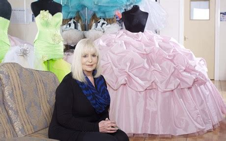 real gypsy wedding dresses the woman behind the big fat gypsy wedding dresses telegraph
