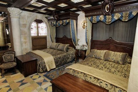 cinderella castle room would you stay at the only hotel room in cinderella s castle magic kingdom orlando