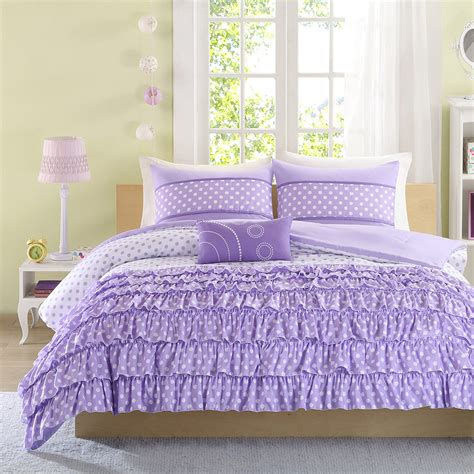 purple queen comforter sets bedding sheets duvet set sale