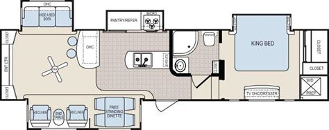 grand junction 5th wheel floor plans 2008 dutchmen grand junction 34qre fifth wheel piqua oh
