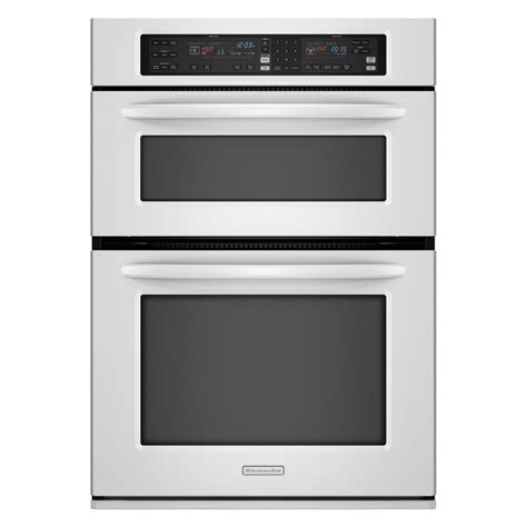 kitchenaid electric combination wall oven 27 in