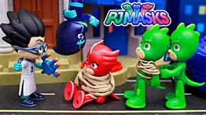 pj masks gekko owlette kidnapped duplicate romeo night ninja saved catboy
