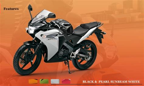 honda cbr 150 black honda cbr150r available colors