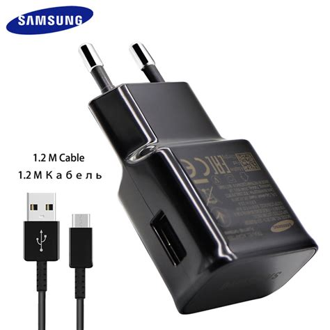 Murah Charger Samsung Original 100 Travel Adapter Fast Charging 2 0a 100 original samsung galaxy s8 s8 plus fast charger type c adaptive charger eu us ku note
