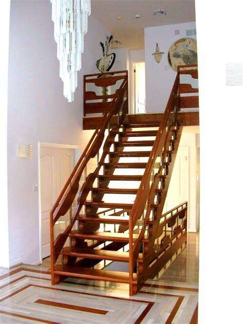 appealing wooden stairs ideas  interior  exterior