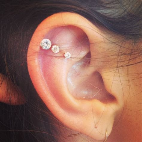 cartilage piercing express yourself