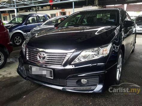 Camry V 2 5 At 2013 toyota camry 2013 v 2 5 in kuala lumpur automatic sedan