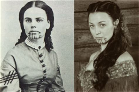 sin alley tattoo tv s toole based on historical olive oatman books in