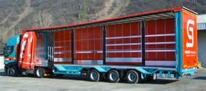 Double Deck Bed file gruber logistics megatrailer jpg wikimedia commons