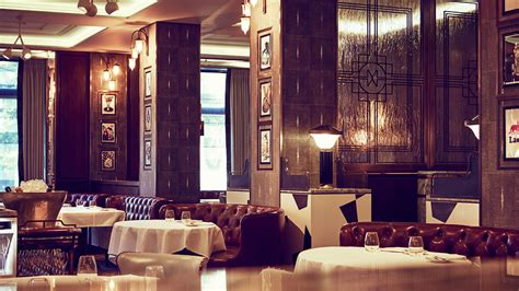The Dining Room At The Berkeley Hotel by Marcus 2 Michelin Starred Dining At The Berkeley Hotel