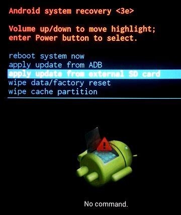 system memory android performing a system recovery on your hp slate 7 tablet android kitkat jelly bean hp