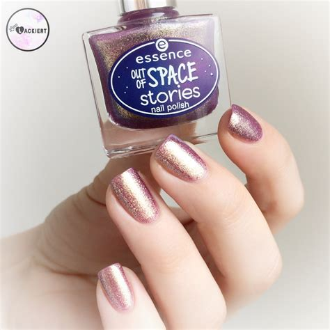 Essence Nagellak by Essence Out Of Space Nail 03 Space Glam Lina
