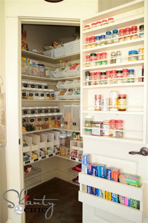 Pantry The Door Organizer by Pantry Organization Tips Clean And Scentsible